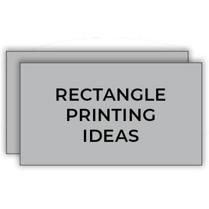 Rectangle Printing Ideas